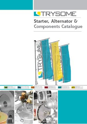 Starter and Alternator Catalogue 2015