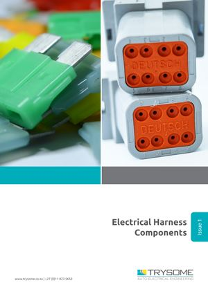 Fast Movers - Electrical Harness Components Catalogue