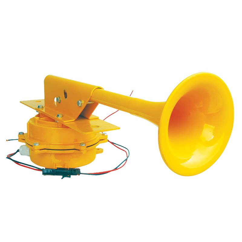 Safety Solution Earth Moving Resonating Horn