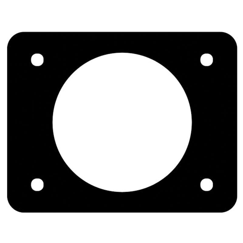 3 Way Flanged Receptacle Gasket