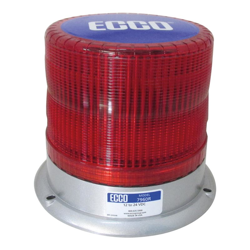 ECCO LED Beacon 12-24 V Double/ \tQuad Flash