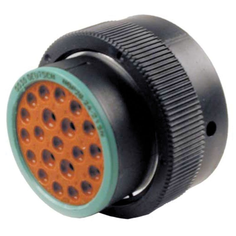 21-Way HDP20 Plug (Pin)