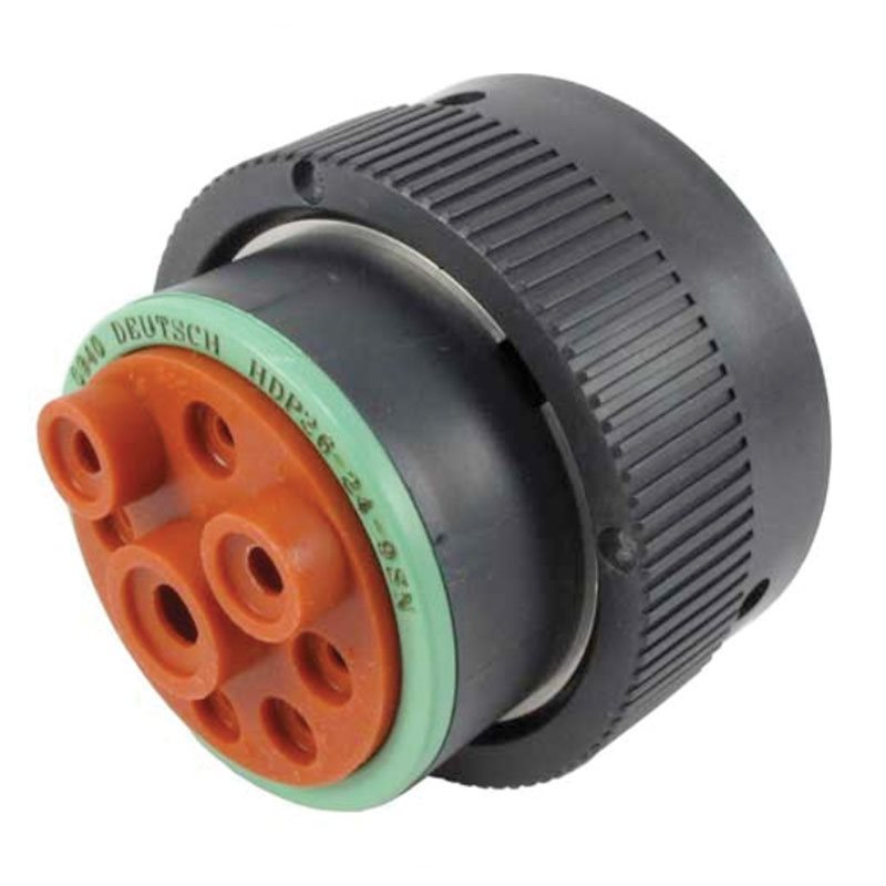 9-Way HDP20 Plug  (Socket)