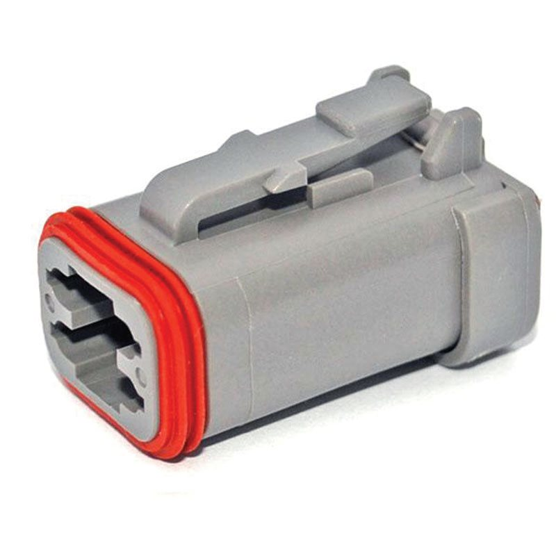 4-Way DT Plug E003 Socket E003