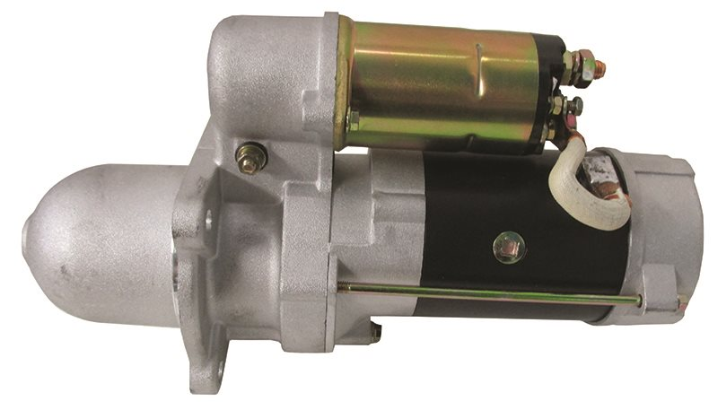 WAI Delco-Type  28MT Starter  12 V  10 Tooth