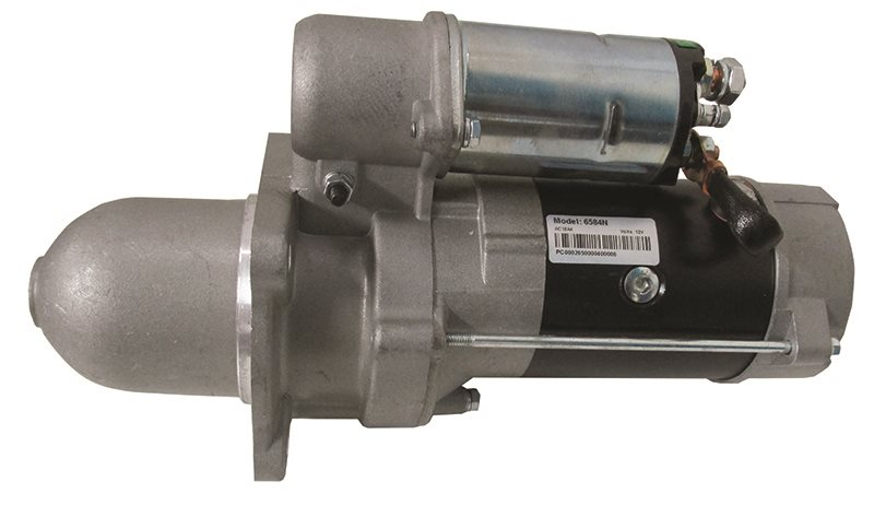 WAI Delco-Type  28MT Starter  12 V  10 Tooth  40 mm Pinion