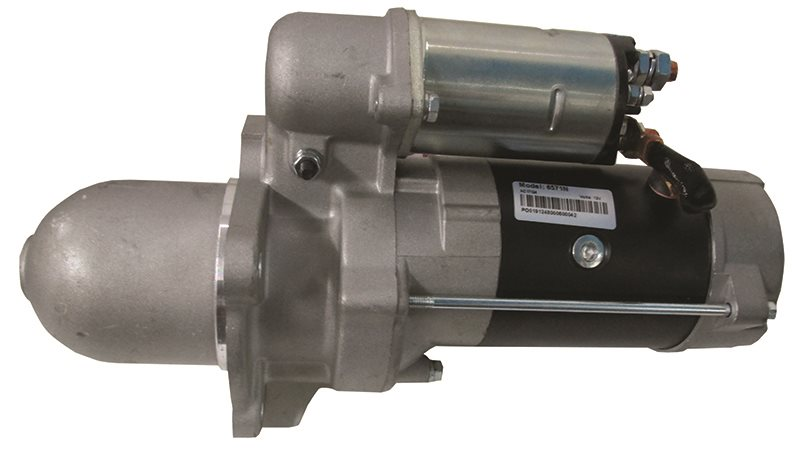 WAI Delco-Type 28MT Starter 12 V 12 Tooth