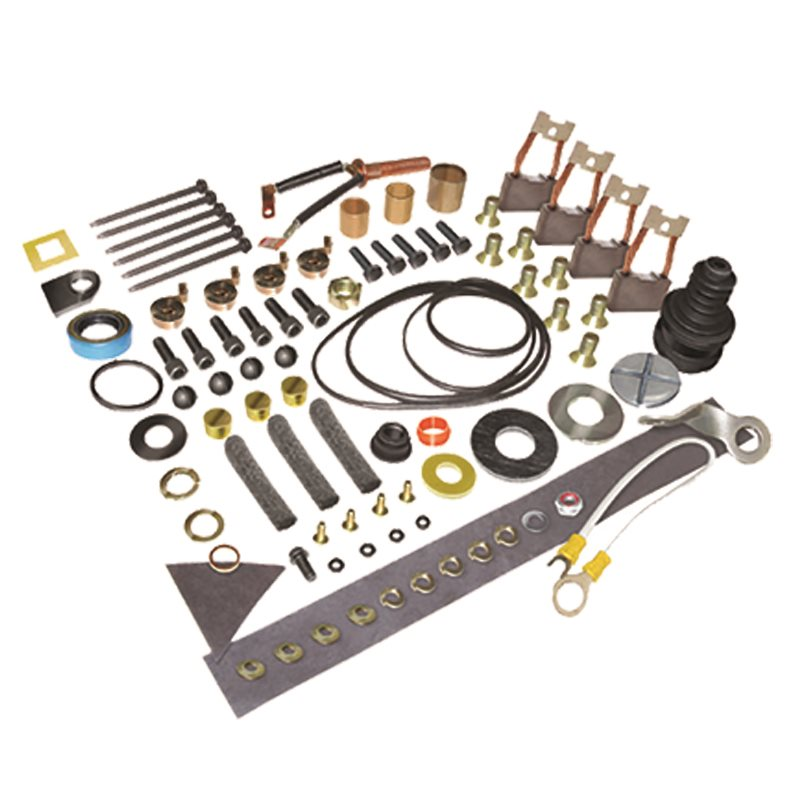 Delco-Type  42MT Repair Kit  24 V  Full  Excluding Solenoid Lead