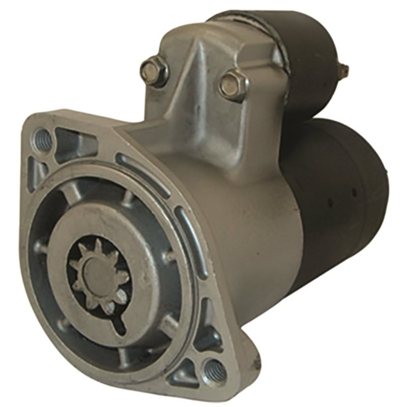 Hitachi-Type Starter  12 V  9 Tooth  1.4 kW