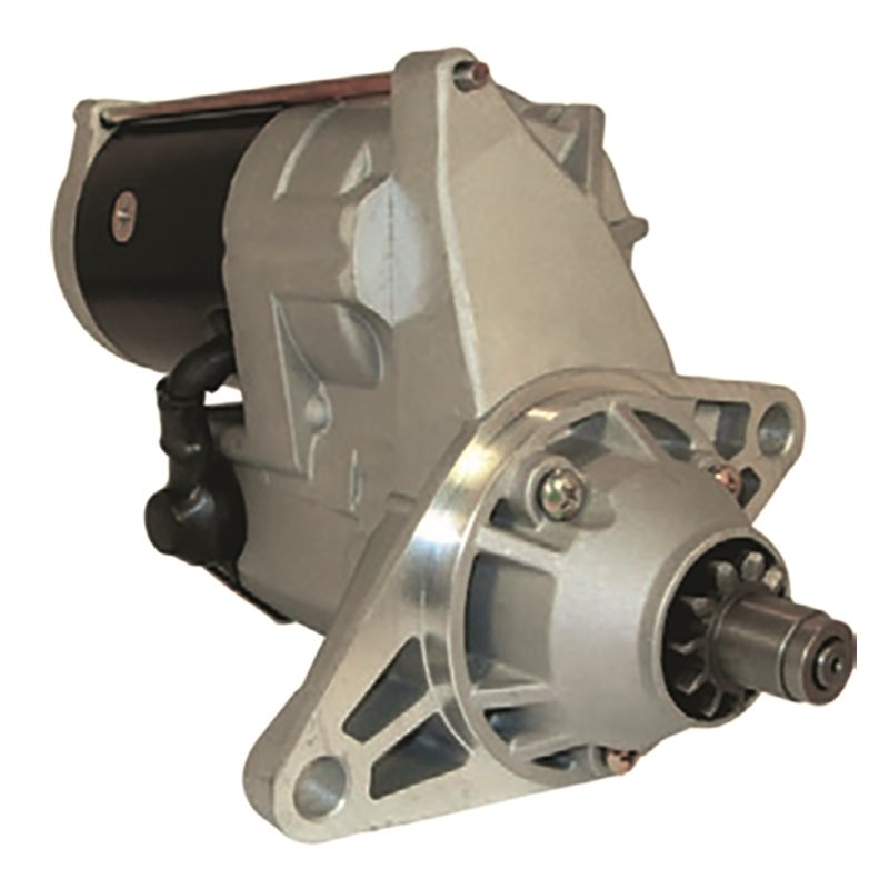Nippon Denso-Type Starter  24 V  11 Tooth  5.5 kW