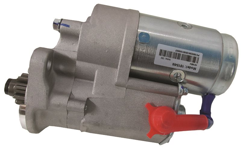 WAI Nippon  Denso-Type  Starter  12 V  9  Tooth