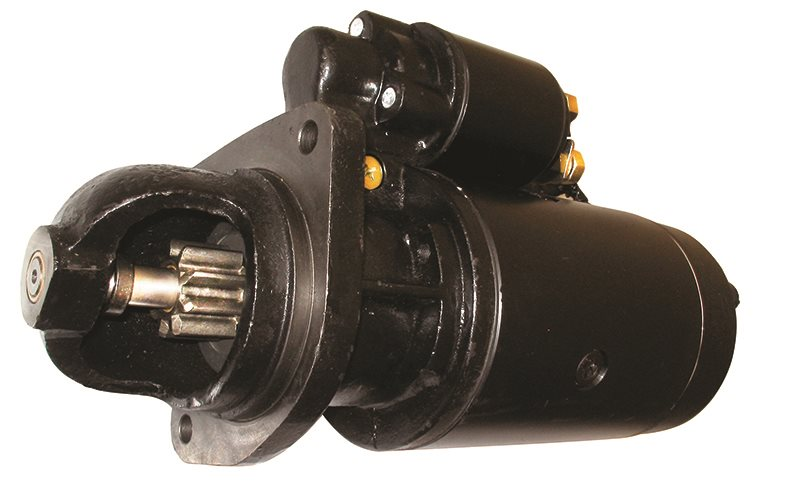 Bosch-Type IF Starter  24 V  9 Tooth