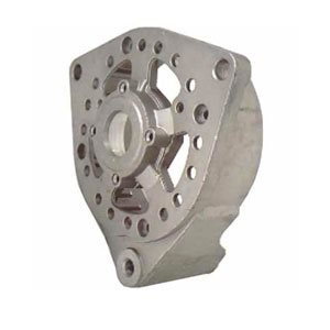 Bosch-Type K1 Drive End Pulley Bracket