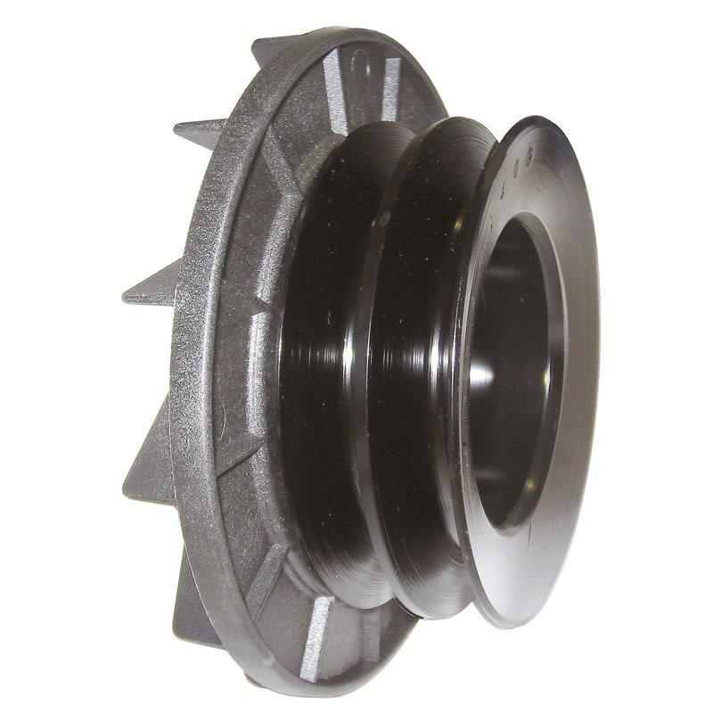 Bosch-Type 2 Groove Pulley with Fan (N1)