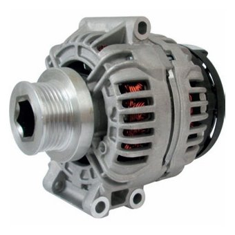 Bosch-Type KCB1 Alternator - 98 A