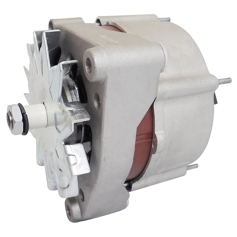 Bosch-Type N1 Alternator - 55 A (No Pulley)