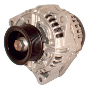 Bosch-Type NCB1 Alternator - 80 A (Reman)