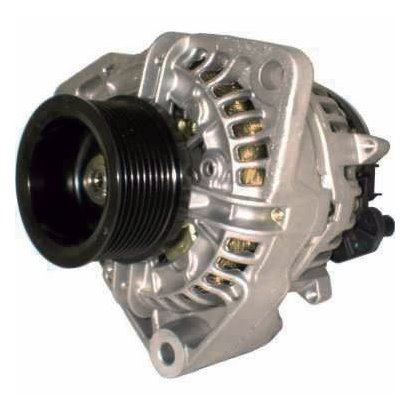Bosch-Type NCB2 Alternator - 100 A (80 mm Mount)