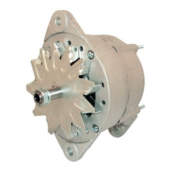 Bosch-Type N1 Alternator - 80 A (No Pulley)