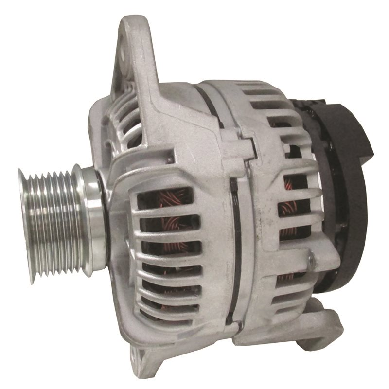 Bosch-Type  Alternator  24 V  110 Amp  8 Groove  5 Pin