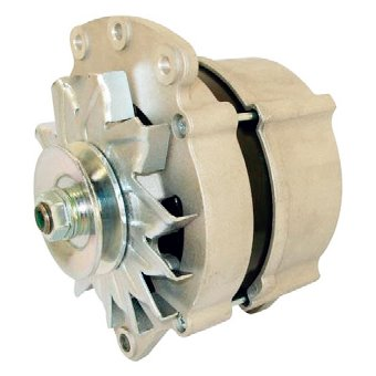 Bosch-Type N1 Alternator - 90 A (85 mm Mount)