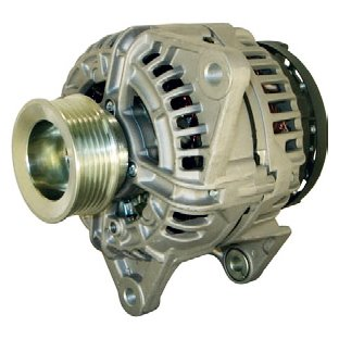 Bosch-Type NCB1 Alternator - 120 A (80 mm Mount)