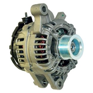 Bosch-Type KCB1 Alternator - 90 A (30 mm Mount)