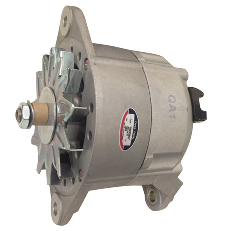 Bosch-Type  N1 Alternator  24 V  80 Amp  Double Foot