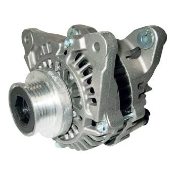 Mitsubishi-Type Alternator - 110 A