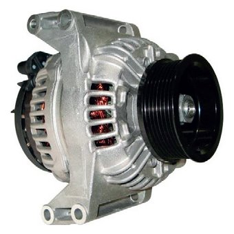 Bosch-Type HD8L Alternator - 80 A