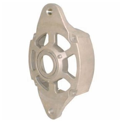 Delco-Type 20SI Drive End Pulley Bracket