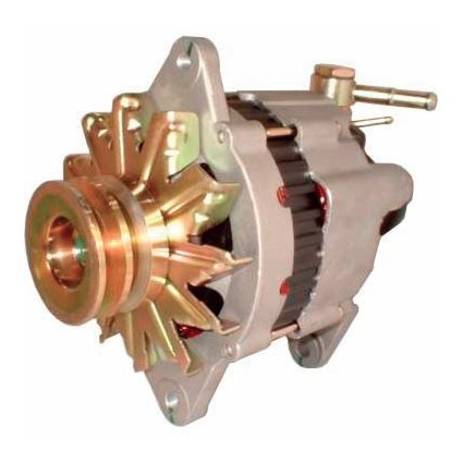 Hitachi-Type Alternator - 55 A