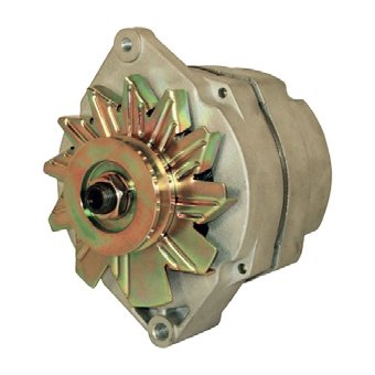 Delco-Type 10SI Alternator - 85 A