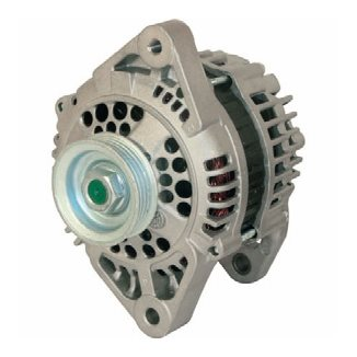 Hitachi-Type Alternator - 80 A (Reman)