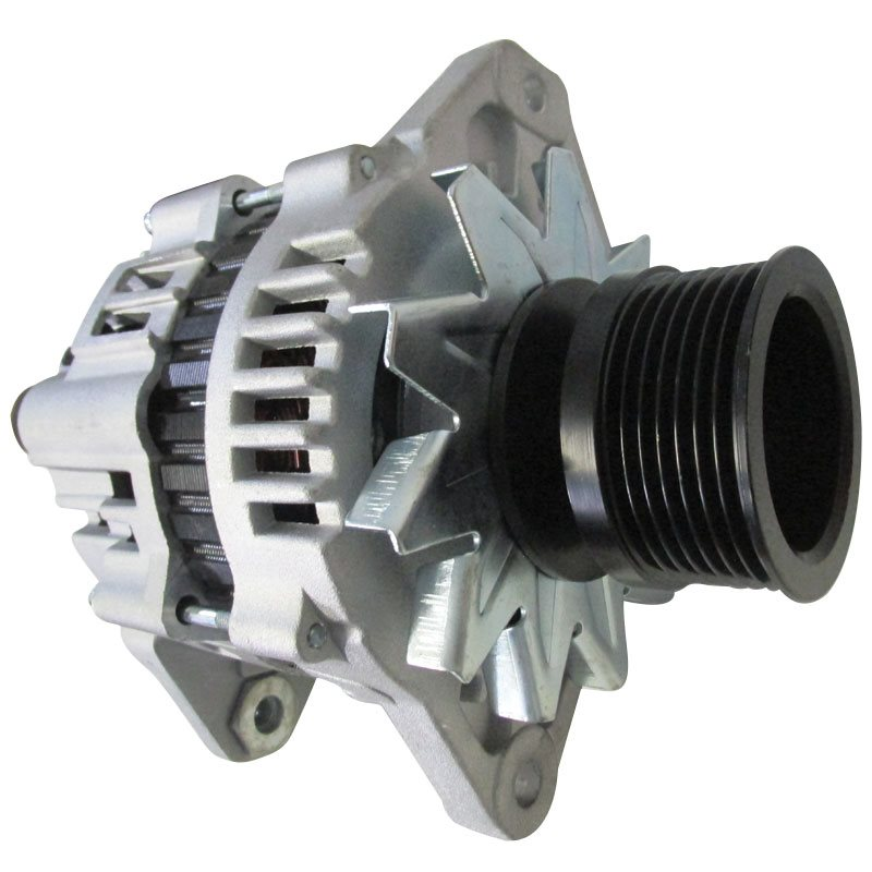 Hitachi-Type Alternator - 50 A - 7 Groove