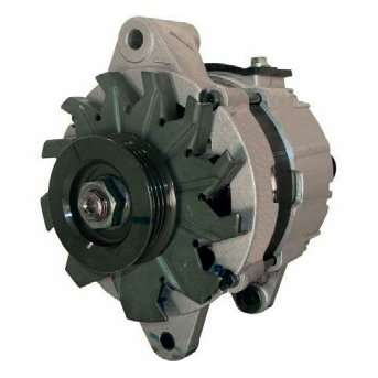 Lucas-Type SA28 Alternator - 75 A