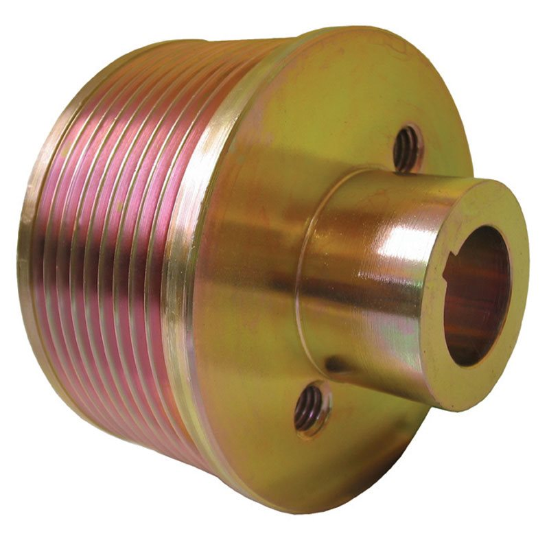 9-Groove Pulley