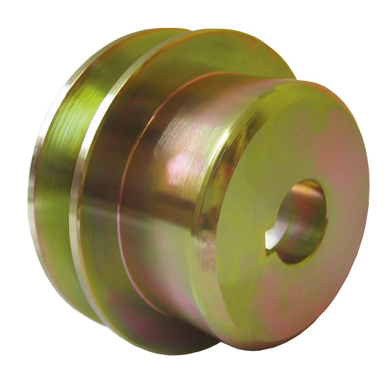 Bosch-Type 1 Groove Pulley with Keyway (N1)