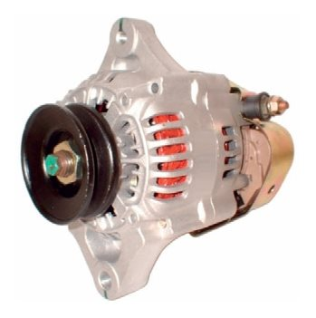 WAI Nippon Denso-Type Alternator - 35 A