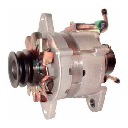 Nippon Denso-Type Alternator - 50 A ( with Vacuum Pump)