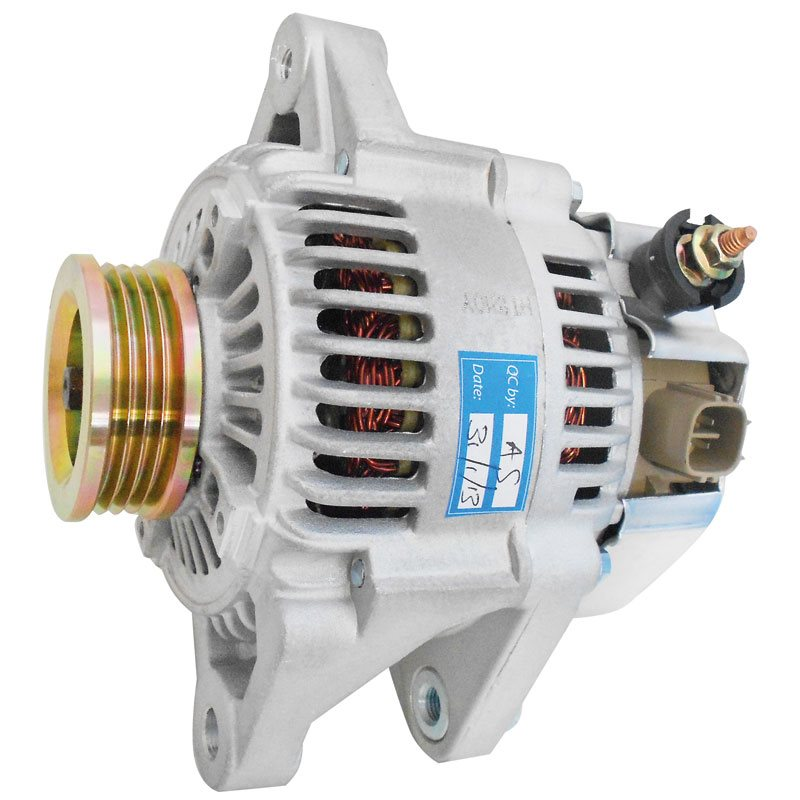 Nippon Denso- Type Alternator - 80 A