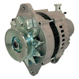 Hitachi-Type Alternator - 35 A (Reman)
