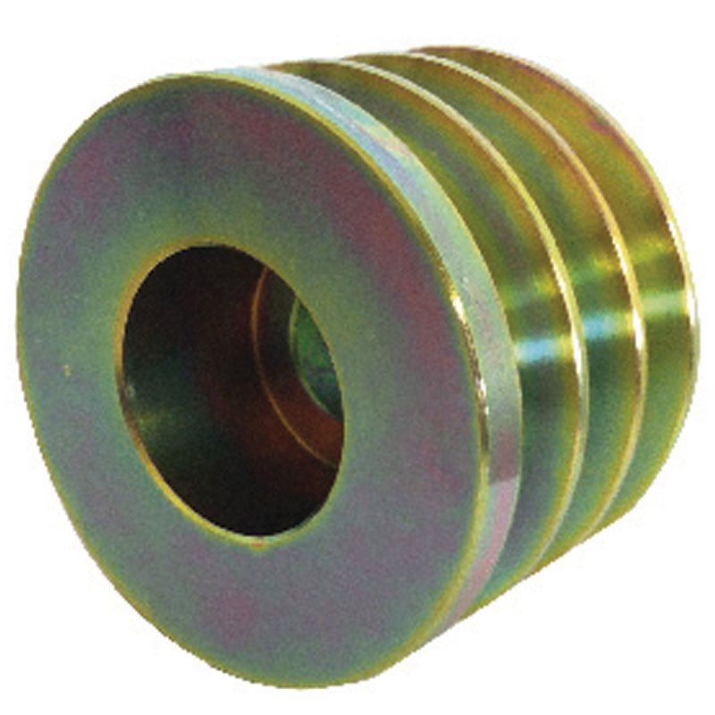 3-Groove Pulley