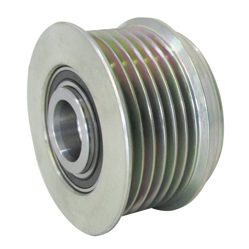 Bosch-Type 6 Groove Clutch Pulley (KC, NC)