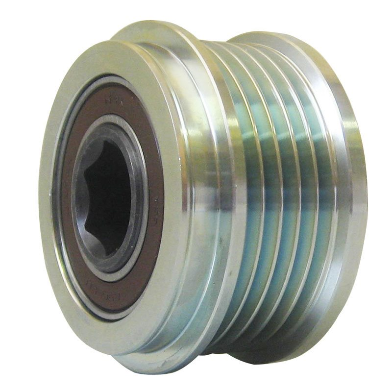 Bosch-Type 5 Groove Clutch Pulley (NCB1)
