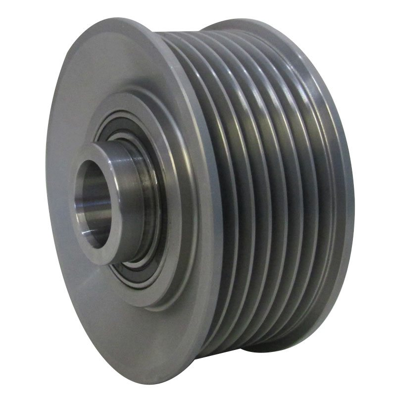 7-Groove Valeo-Type M16 Clutch Pulley