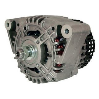 Letrika-Type AAK Alternator - 55 A