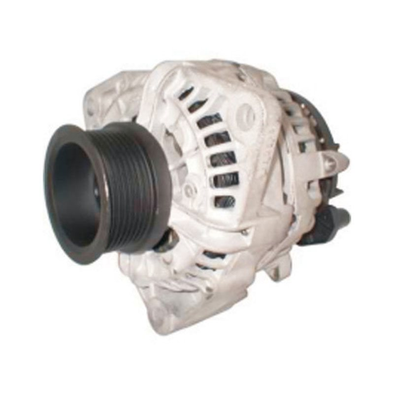 Bosch-Type Alternator
