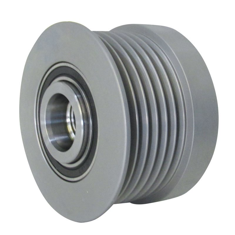 Bosch-Type 6 Groove Clutch Pulley (NCB1, E8)