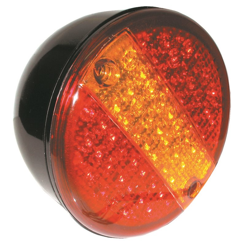 Iconiq LED Stop/Tail/Indicator Lamp - Hamburger Type